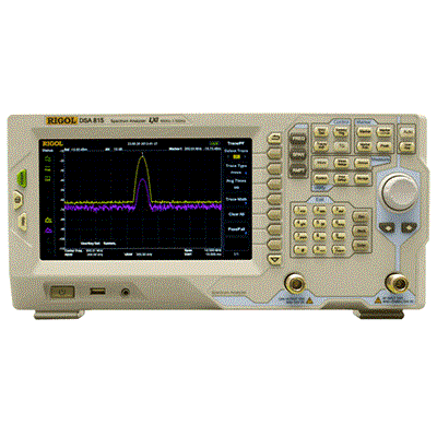 ds 875 spectrum analyzer
