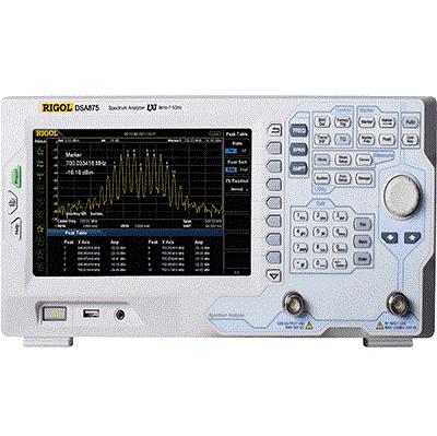 اسپکتروم آنالایزر ds 875 spectrum analyzer
