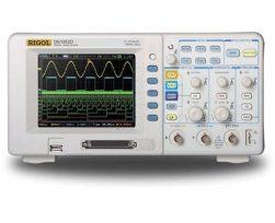 اسیلوسکوپ دیجیتال حافظه دار DS 1052D Digital oscilloscope