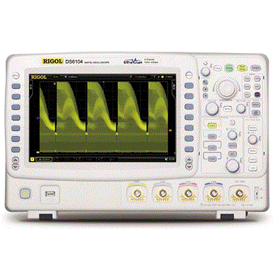 اسیلوسکوپ دیجیتال حافظه دار Rigol digital oscilloscope