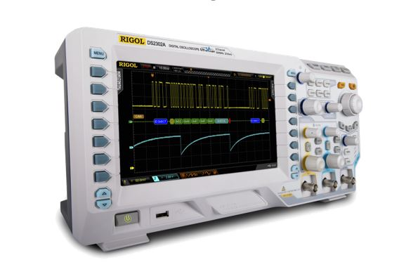 اسیلوسکوپ چیست و روش کار با آن Digital Oscilloscope