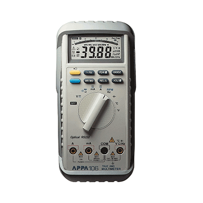 APPA-106-DIGITAL-MULTIMETER