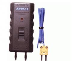 مبدل حرارت به ولتاژ APPA-11 Temperature adaptor