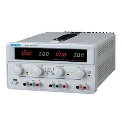 منبع تغذیه دوبل ۳۰ ولت ۵ آمپر MPS3005LK-3 Power supply