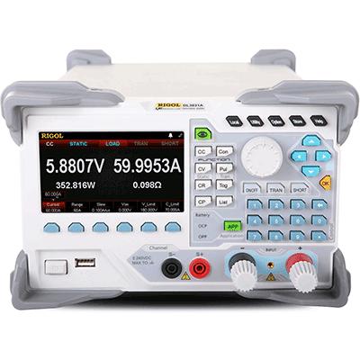 بار الکترونیکی RIGOL DL3031 POWER SUPPLY