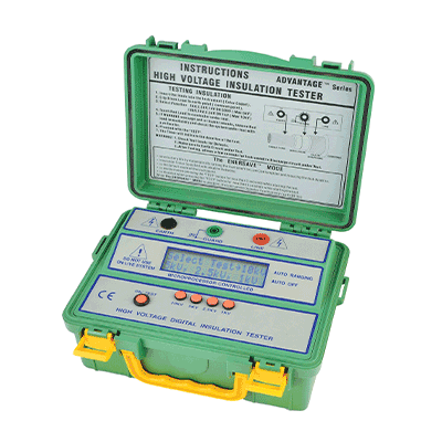 میگر 10000 ولت SEW 4104IN Insulation Resistance Tester