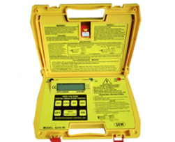 میگر 5000 ولت SEW 6210-IN Insulation tester