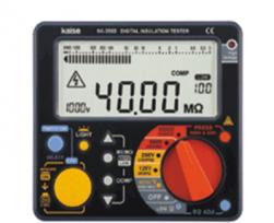 میگر 1000 ولت Kaise SK 3502 Insulation tester