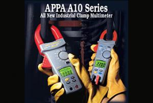 مولتی متر کلمپی clamp ampere meter