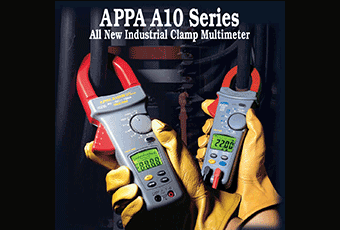 clamp ampere meter