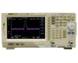 اسپکتروم آنالایزر Rigol DSA 815 TG spectrum analyzer