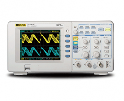 اسیلوسکوپ دیجیتال ریگول DS1052e digital oscilloscope
