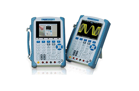 portable oscilloscope
