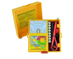 میگر آنالوگ SEW 1832 IN Insulation tester