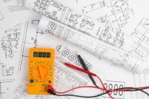 کمیت های مولتی متر و نحوه استفاده از اوومتر How to use Multimeter